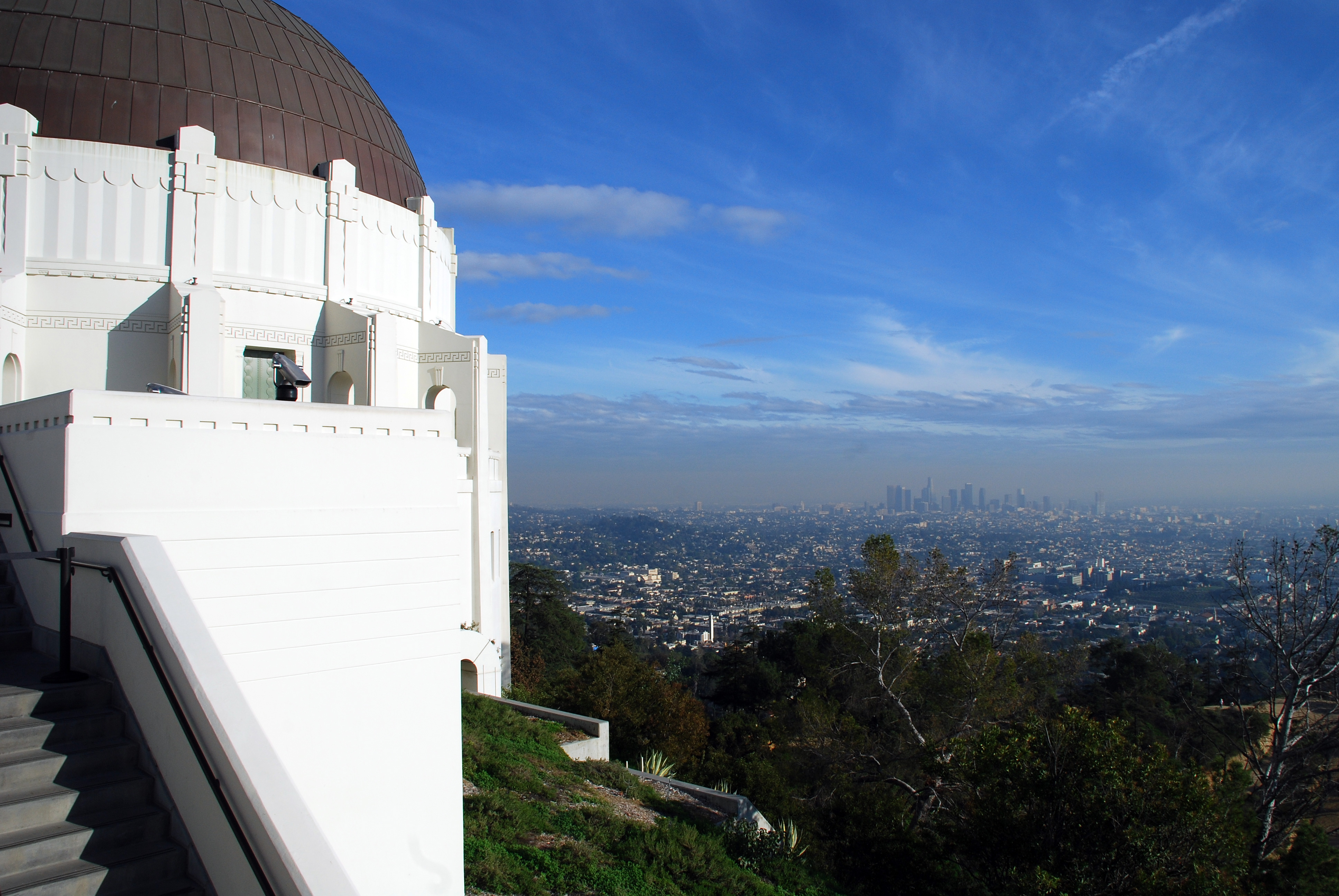 Great Escape Viagens e Turismo - Griffith Observatory, Los Angeles, California